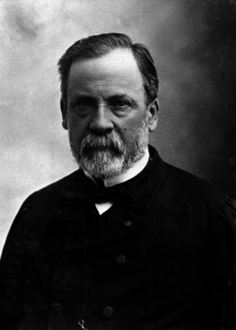 Louis Pasteur (1862)