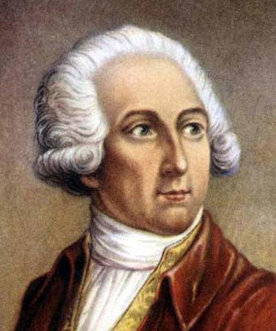 Antoine Lavoisier (1743)