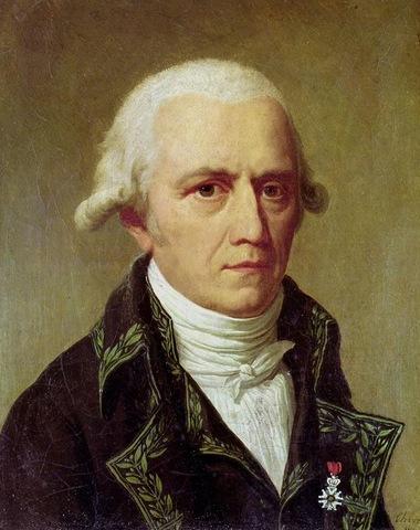 Jean Baptiste Lamarck (1822)