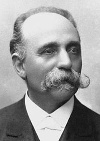 Camillo Golgi (1898)