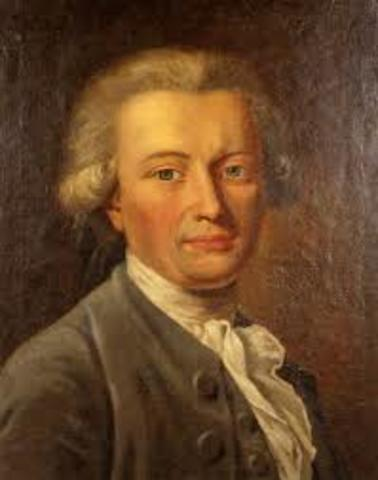 Henry Cavendish (1766)