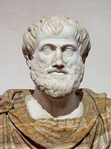 Antecedentes filosóficos: ARISTOTELES