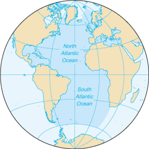 First Trans-Atlantic Transmission