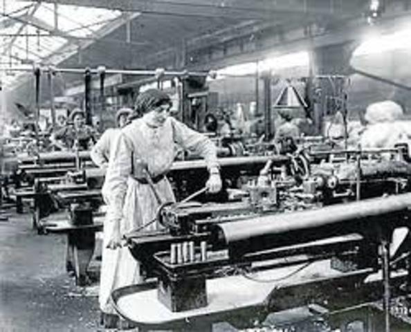 trabajo manual a maquinas