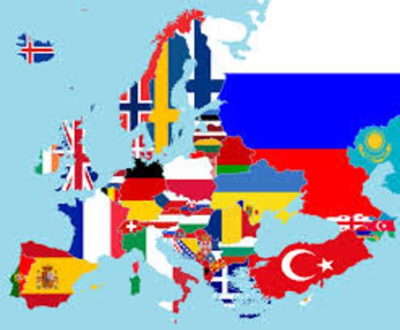 Psicología social en Europa