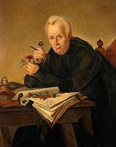 expedición botánica en 1763