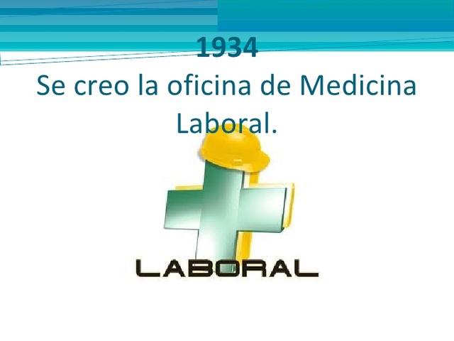 oficina de medicina laboral