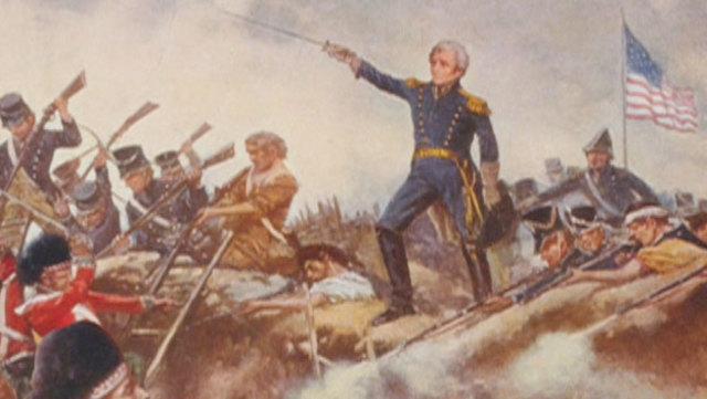 Beginning of the War of 1812 (Political)