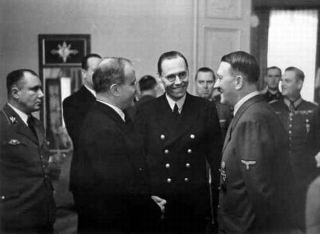 Entrevista Hitler