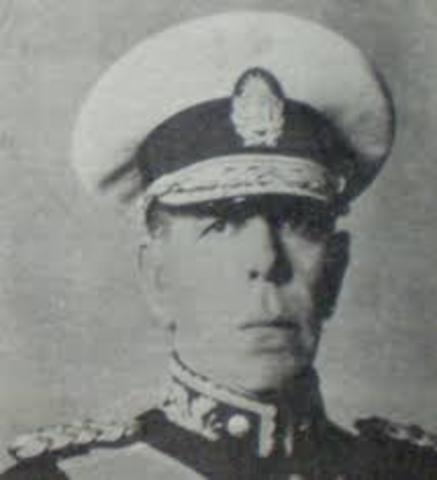 Presidencia del General Edelmiro Julián Farrell.
