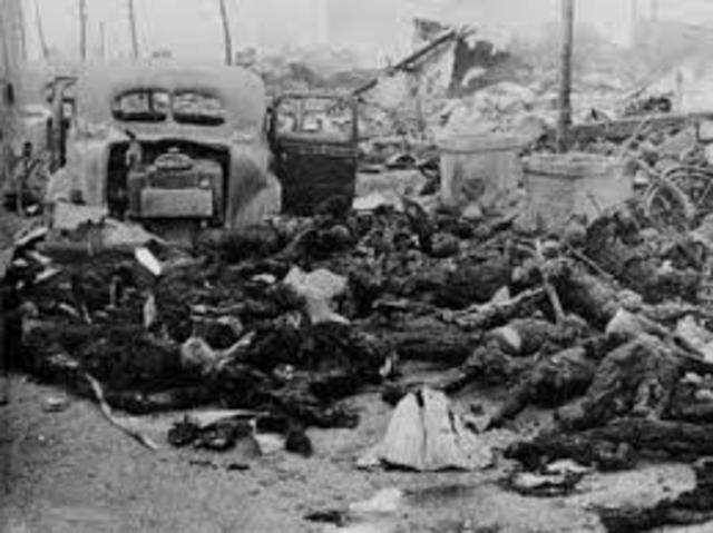 Termina la 2da Guerra Mundial