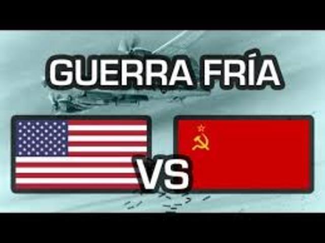 La Guerra Fría Empieza