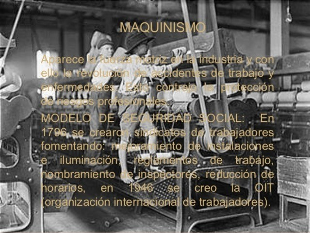 MAQUINISMO