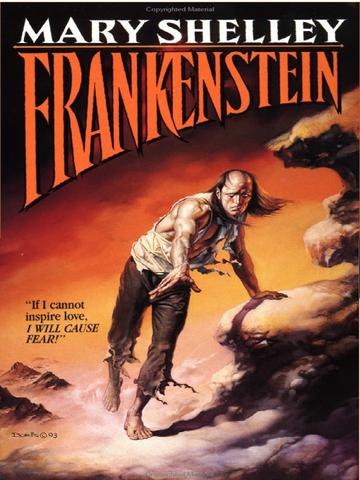 Frankenstein is Published (Cultural)