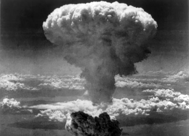 Bombardeo atómico a Nagasaki