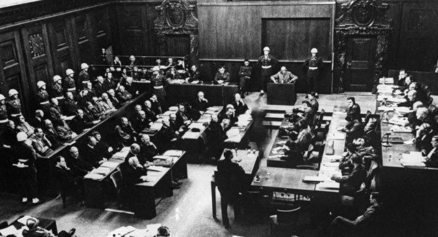 Se inicia el Proceso de Nuremberg