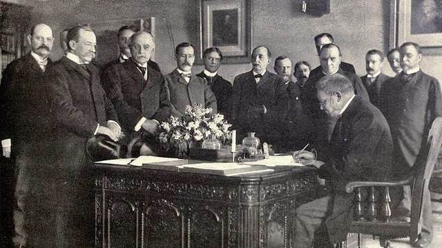 Tratados de paz de París