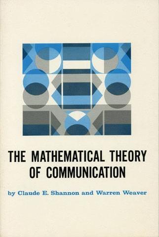 Teoría matemática de las comunicaciones