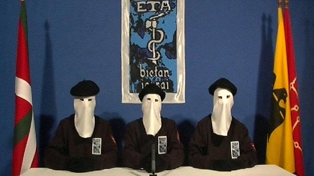 Se funda ETA