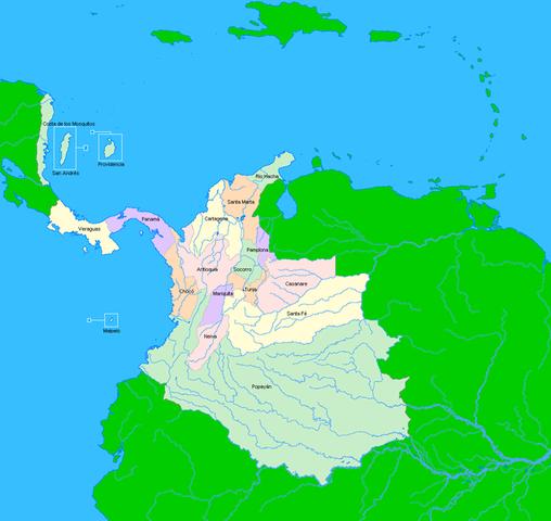 La Republica Neogranadina