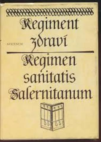 Escuela de Salerno Siglo X