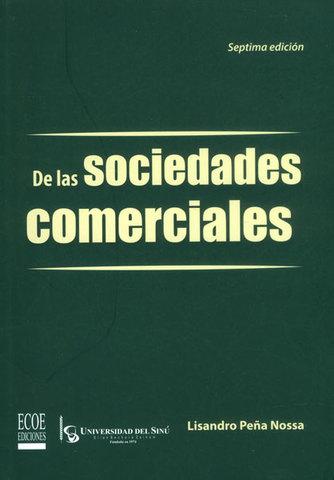 Proyectos de Ley sobre el Régimen de las Sociedades Comerciales