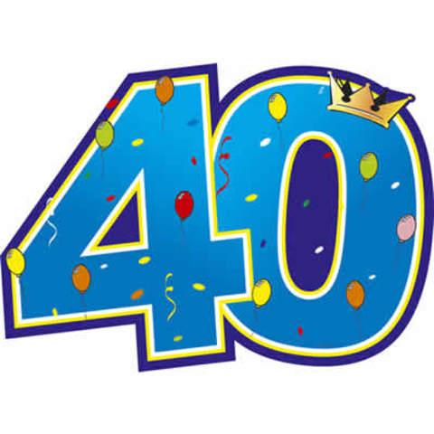 Start of 40s