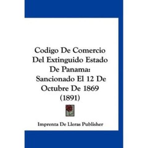 Código de Comercio Colombiano de 1869