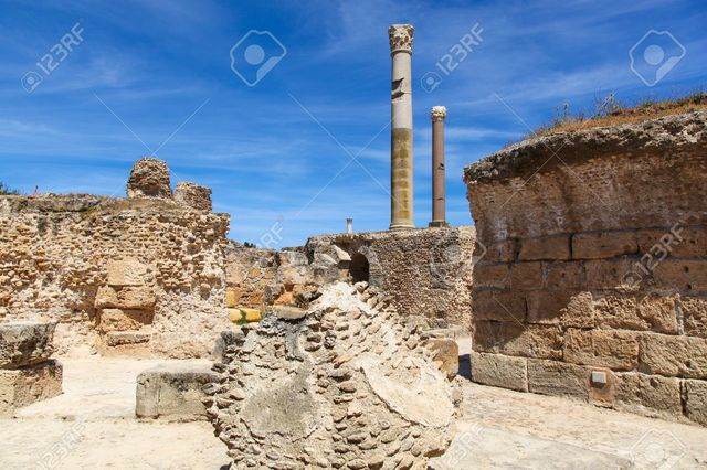 Llegada de Archivo a Imperio Romano