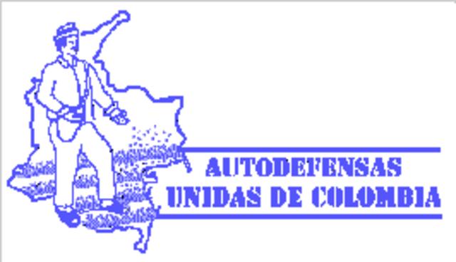Las Autodefensas Unidas de Colombia (AUC)