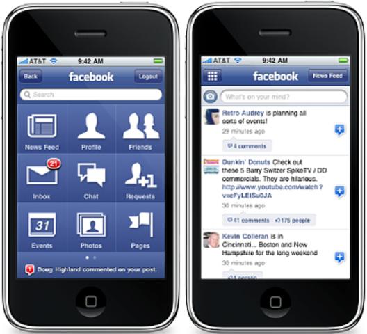 Facebook incorpora marketplace e implementa acuerdos