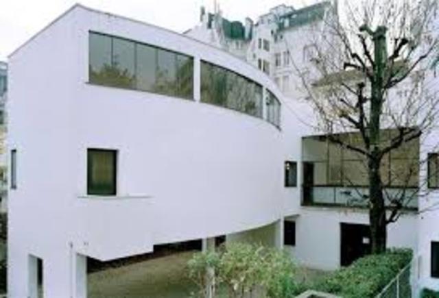 Maison La Roche - Jeanneret, Parigi, Francia