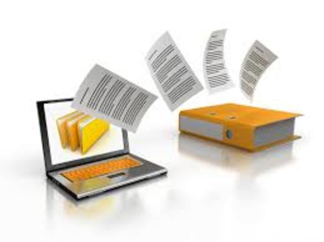 Gestion de documentos electronicos