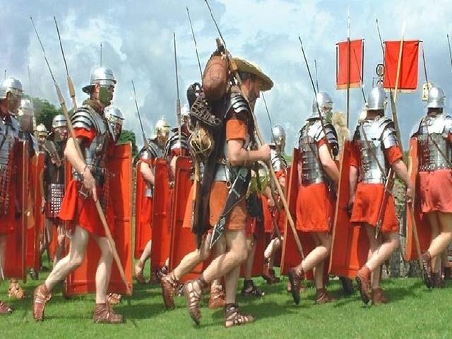 Defeat the war of Roman