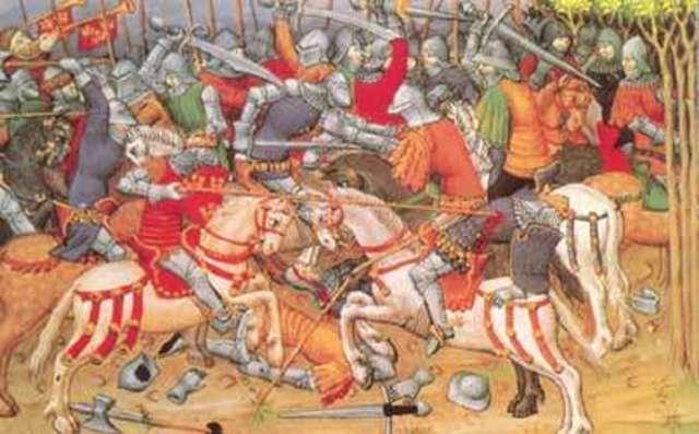 The Battle of Mount Badon