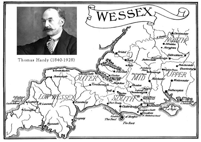 Wessex becomes the Supreme Kingdom