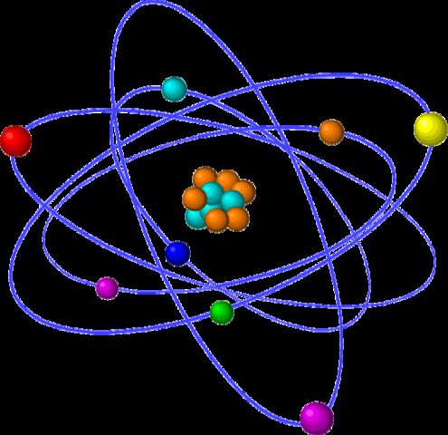 Teoría de átomos (Democrito)