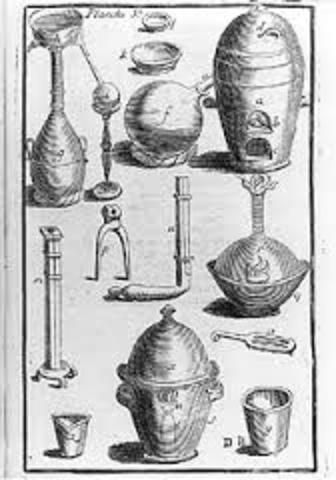 Vestigios de quimica (Khemeia)