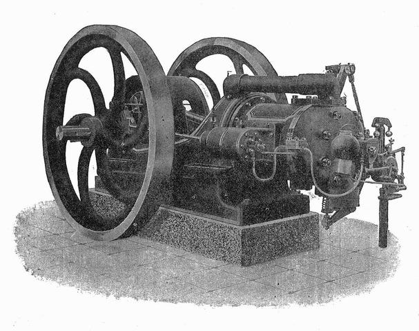 Motor de explosion (Huygens)