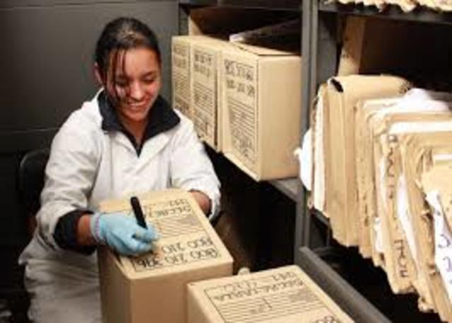 La administración y conservación de los archivos de las entidades financieras públicas en liquidación