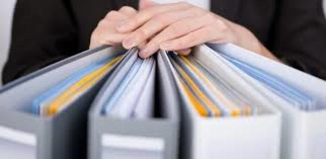 Criterios generales gestión documental