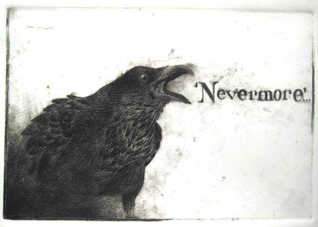 The Raven is Written (Cultural)