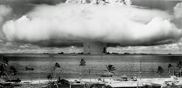 La bomba de fusión