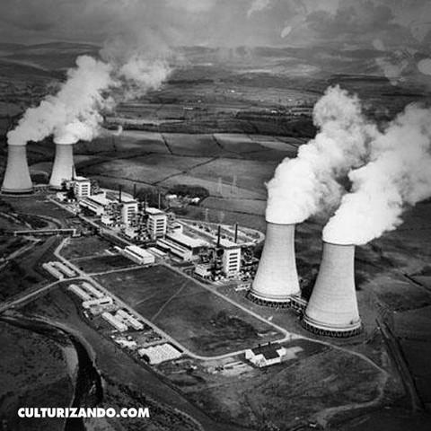 Primera central nuclear