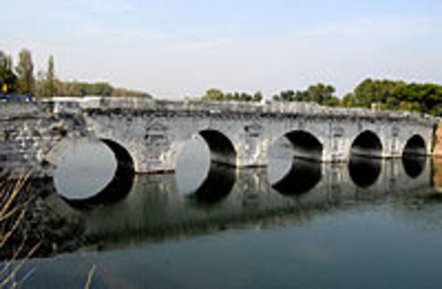 puente tiberino rimini