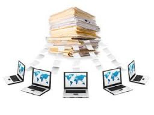 gestión del conocimiento y gestión documental