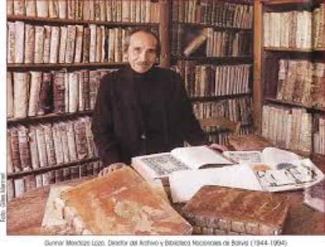 LITERATURA ARCHIVISTA