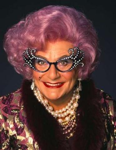 Edna Everage