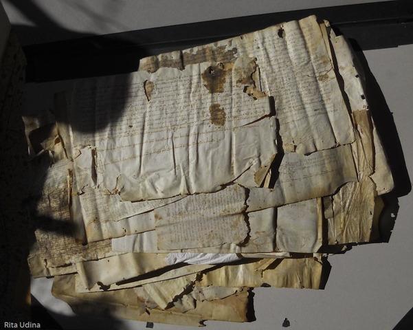 Cambio De Papiro a  Pergamino