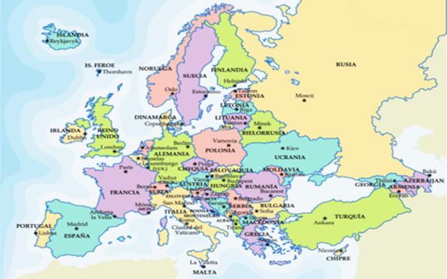 Creación De Archivos En Europa